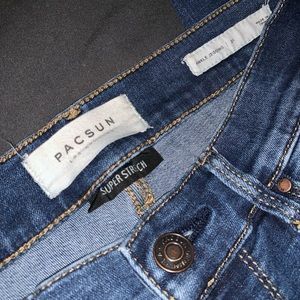 Pacsun Blue Jean Jeggings